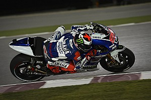 MotoGP Race report  Bridgestone: Lorenzo dominates MotoGP season opener at Qatar