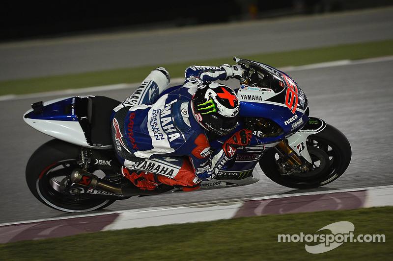 Bridgestone: Lorenzo dominates MotoGP season opener at Qatar
