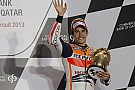 Marquez makes brilliant debut with podium finish in Qatar