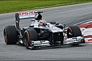 With a better understanding of where improve Williams faces the Chinese GP