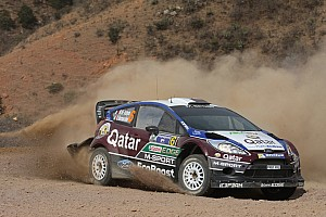 WRC Preview Qatar M-Sport throws six to start in Portugal