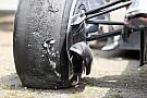 Hamilton bemoans 'hardcore' tyres in China