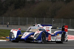 WEC Qualifying report Toyota Racing locks out front row at Silverstone