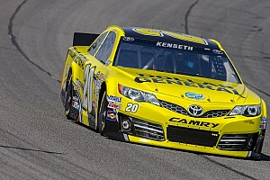 NASCAR Cup Qualifying report Kenseth claimed his second career pole at Kansas Speedway