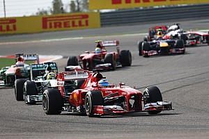 Formula 1 Commentary Alonso would have challenged Vettel - Barrichello