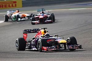 Formula 1 Commentary F1 'no longer real racing' - Mateschitz