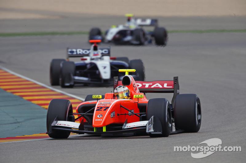 In-form Pic scores podium finish at Motorland Aragon