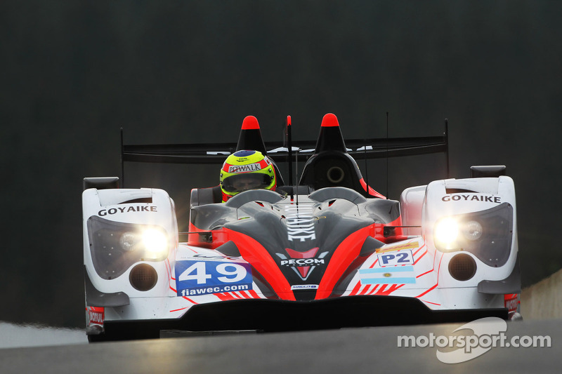 Pecom Racing takes victory with the ORECA 03