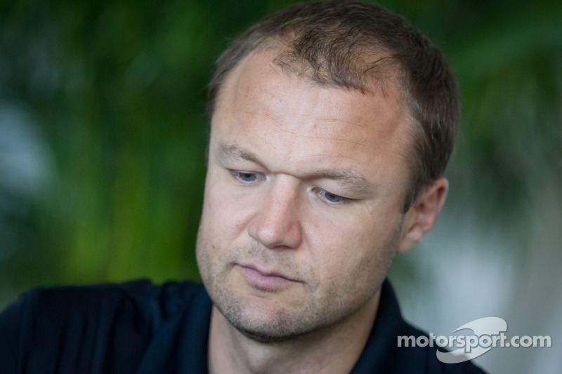Townsend Bell returns to Panther Racing for 97th Indianapolis 500