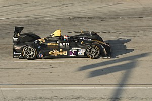 ALMS Preview BAR1 Motorsports has an eye on the Monterey podium