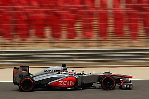 Formula 1 Breaking news McLaren likens problems to Ferrari in 2012
