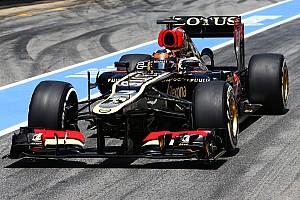 Formula 1 Race report Podium for Lotus F1 Team in Spanish Grand Prix