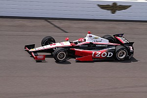 IndyCar Practice report Team Penske's Allmendinger continues to gain valuable experience for first Indianapolis 500