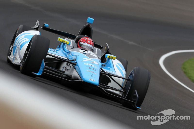 Pagenaud qualifies 21st for 2013 Indianapolis 500