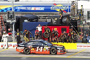 NASCAR Cup Race report Fourteenth for No. 14 Tony Stewart in All-Star race