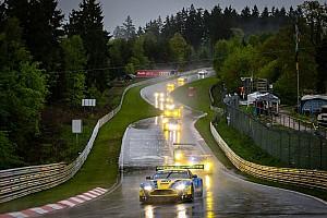 Endurance Race report Aston Martin in top ten at Nürburgring 24 Hours at twenty-hour mark