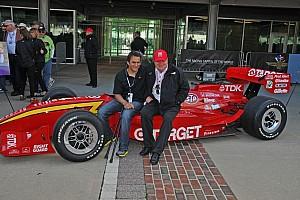 IndyCar Breaking news Zanardi gifted with Ganassi car from Laguna Seca race in 1996
