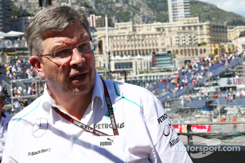 Lowe's tasks not clear yet - Brawn