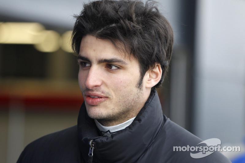 Points finish in Monte Carlo for Sainz and Zeta Corse