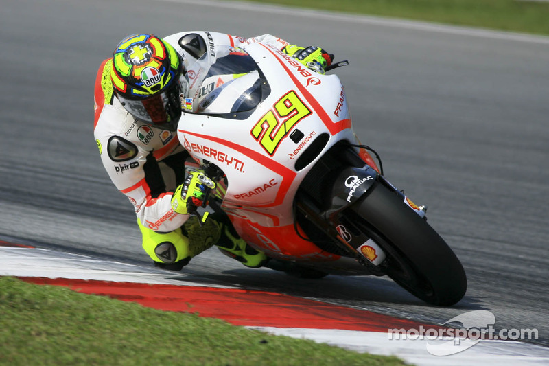 Pramac Racing satisfied with practice day for Italian GP