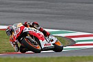 Marquez escapes serious injury following heavy crash at Mugello