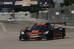 Grand-Am Qualifying report Jordan Taylor gets pole at the raceway on Belle Isle