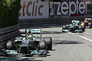 Formula 1 Preview Mercedes AMG Petronas drivers ready for Canadian GP