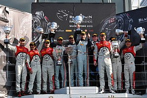 Blancpain Endurance Race report Aston Martin wins home BES round at Silverstone and takes podium in every class
