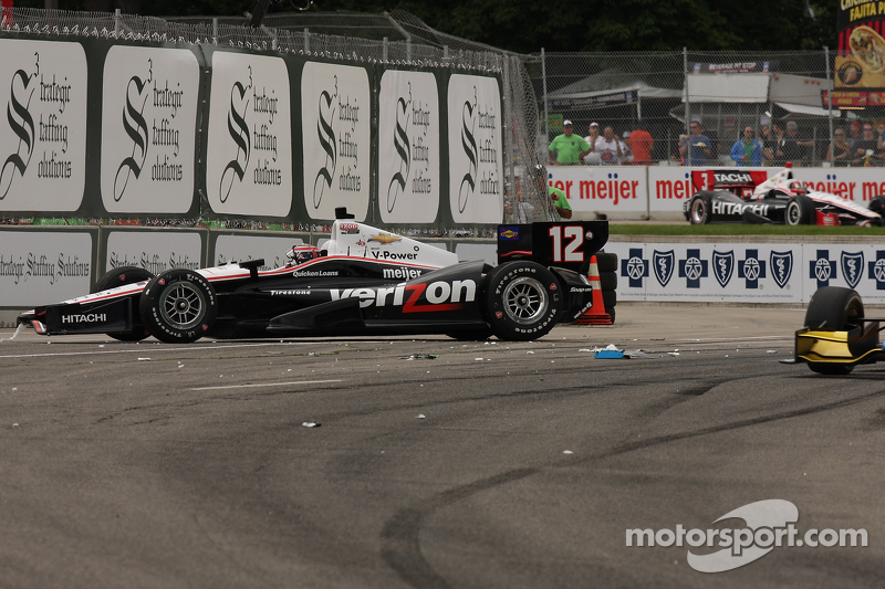 IndyCar hands out citations to multiple teams from Detroit Duals, series overreacts