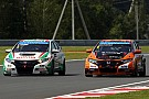 Top five grid slots for Honda Civics at Moscow Raceway