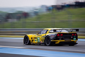 Le Mans Testing report Corvette Racing off to solid start in Le Mans