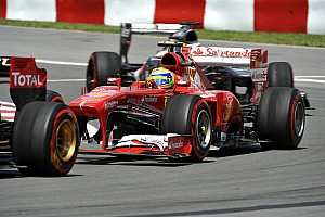 Formula 1 Breaking news Massa 'calm' about future beyond 2013 contract