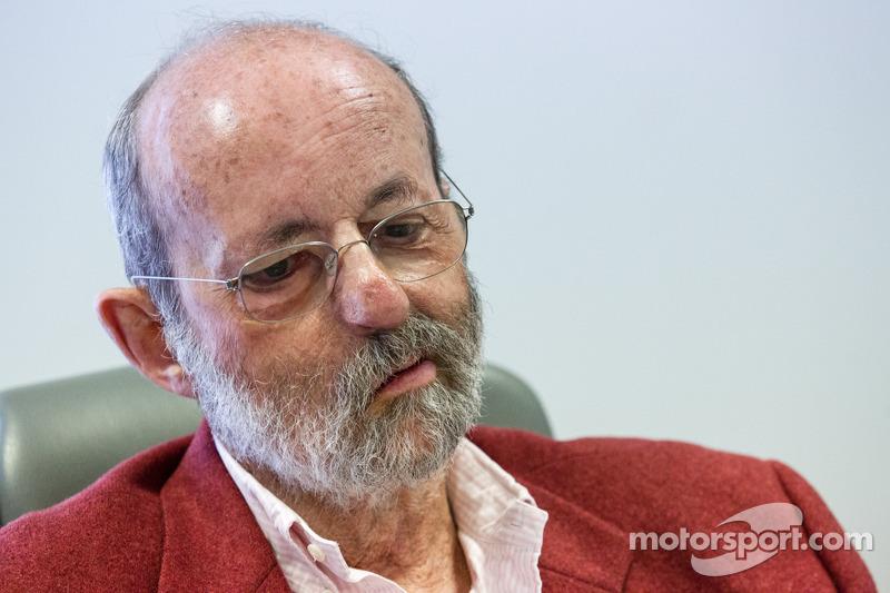 A visit with 24 Hours of Le Mans legend Henri Pescarolo