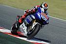 Lorenzo delivers Catalunya front row