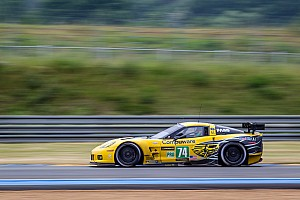 Le Mans Breaking news Corvette Racing returns for Le Mans glory