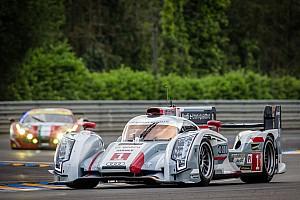 Le Mans Qualifying report Le Mans field set; Audi has pole, ALMS/GRAND-AM entrants eye podiums