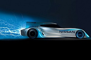 Le Mans Breaking news Nissan unveils Le Mans electric prototype plans: ZERO RC