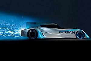 Le Mans Breaking news Nissan unveils Le Mans electric prototype plans: ZERO RC