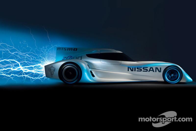 Nissan unveils Le Mans electric prototype plans: ZERO RC