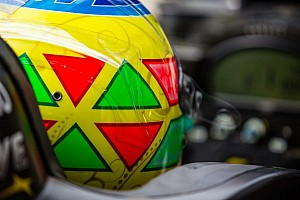 Le Mans Commentary Mike Conway's helmet salutes 90 years at Le Mans