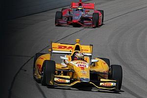 IndyCar Qualifying report Andretti Autosport qualifying report: Iowa Corn Indy 250