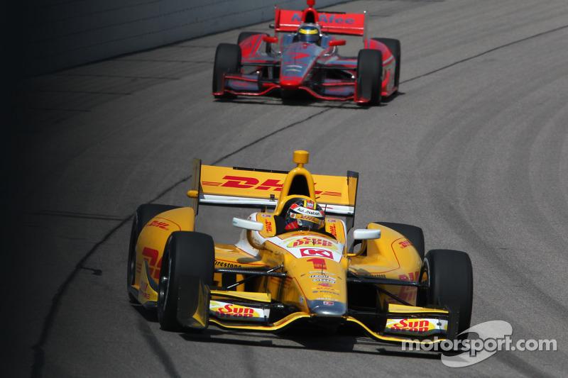 Andretti Autosport qualifying report: Iowa Corn Indy 250