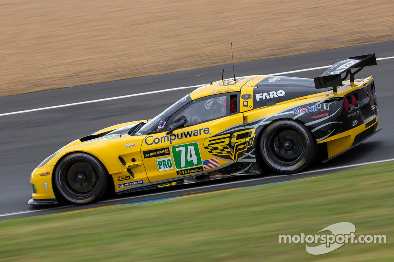 7th in LMGTE Pro for Gavin at Le Mans