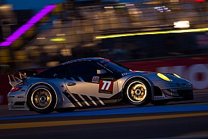Le Mans Race report Dempsey, Foster and Long take fourth-place GTE-AM finish at Le Mans
