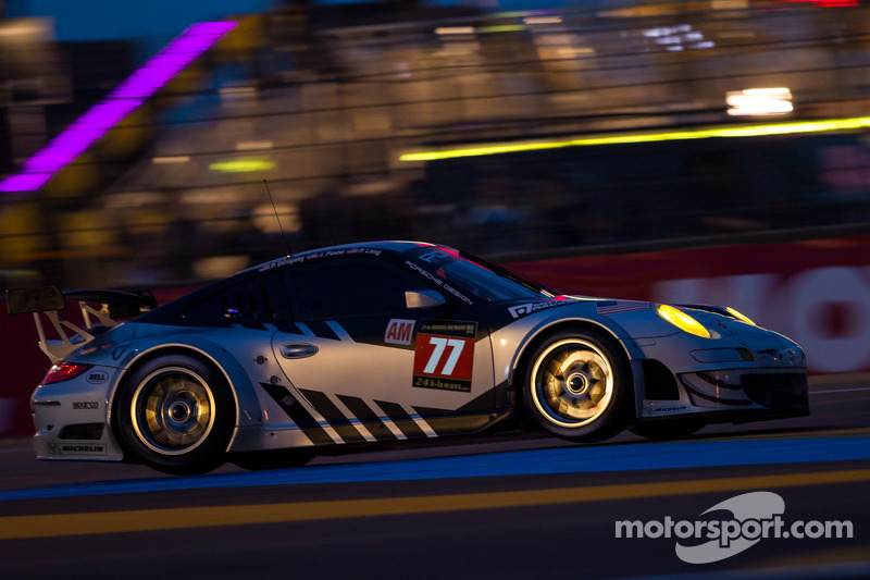 Dempsey, Foster and Long take fourth-place GTE-AM finish at Le Mans