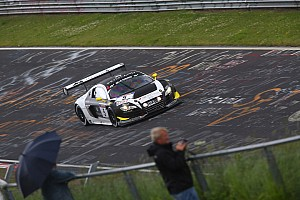 GT Race report First GT car podium finish for Harold Primat