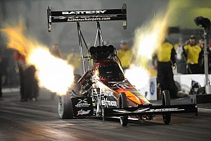 NHRA Race report Massey overcome mechanical problems to win inaugural Nationals in Epping