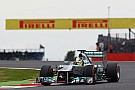 Teams test prototype hard tyre after rain at Silverstone - Pirelli
