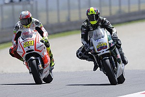 MotoGP Qualifying report Fourth row for Andrea Iannone at Dutch TT