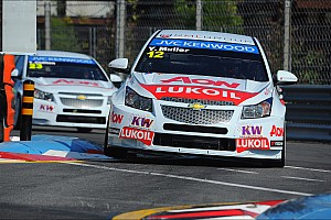WTCC Qualifying report Front row lockout for RML in Porto